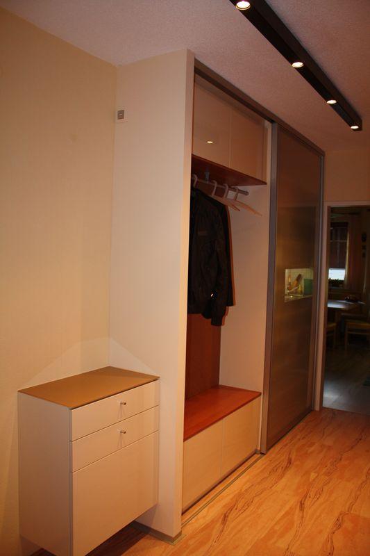 Leitgeb tischlerei k chen diele garderobe for Diele garderobe