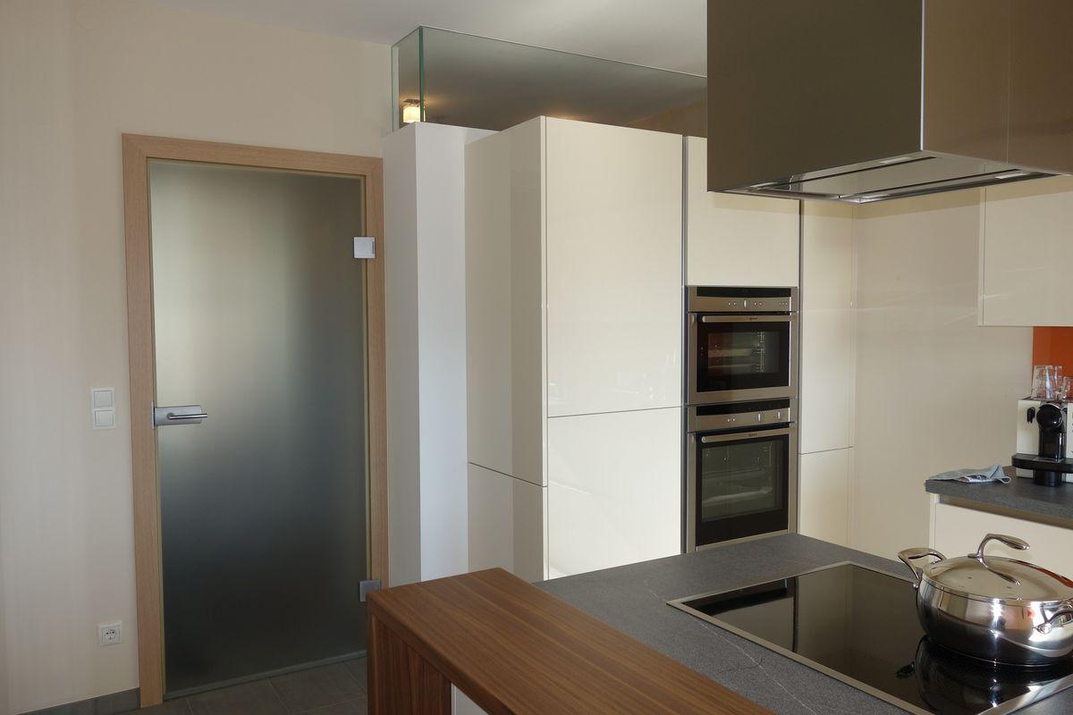 Leitgeb Tischlerei Küchen: Projekt Umbau Küche, Bad, Vorraum